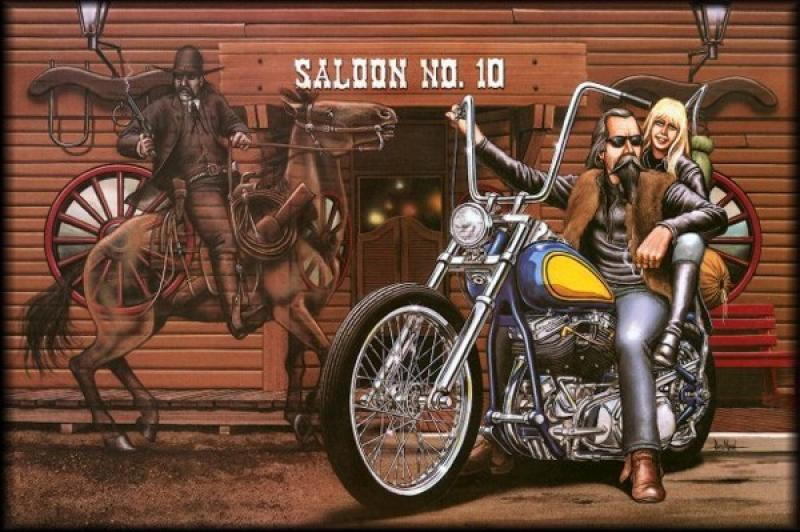 """""""Ghost Rider """" - Limited Editions - David Mann Limited ..."""